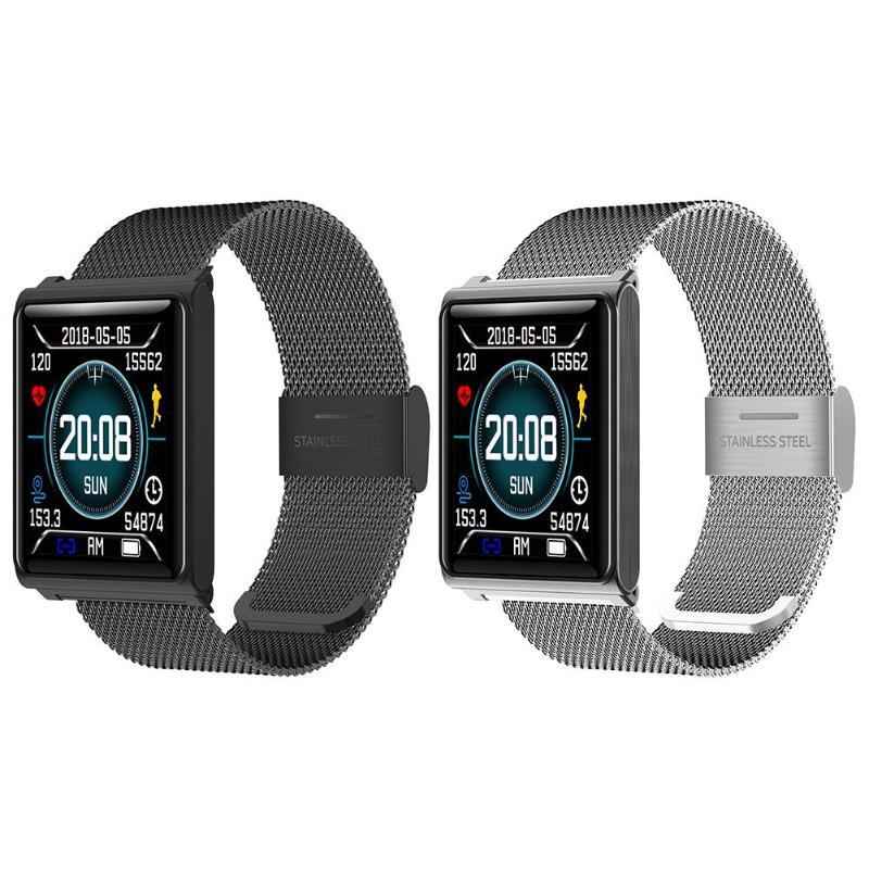 N98 64 K (Flash 512 K) + Bracelet intelligent étanche 64 M Bracelet intelligent de fréquence cardiaque