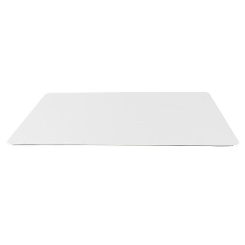 Mini Aluminum Metal Mouse Pad Computer Gaming Mouse Pad for Macbook air pro 13 <font><b>Xiaomi</b></font> Laptop <font><b>Mousepad</b></font> Metal luxury PC Mouse Pad image
