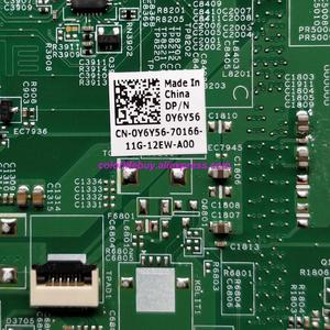 Image 4 - Genuino CN 0Y6Y56 0Y6Y56 Y6Y56 HM57 DDR3 09909 1 48.4HH01.011 Scheda Madre Del Computer Portatile Mainboard per Dell Inspiron N5010 Notebook PC