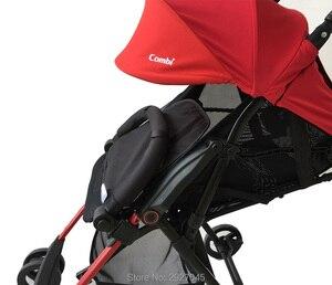 Image 5 - 2 לתוך 1 קומבי F2 תינוק עגלת פגוש קדמי ומושב להאריך רגל לוח