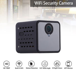 Image 5 - Wifi IP Mini Camera Draadloze Infrarood Body Camera Nachtzicht Bewegingsdetectie Mini DV Voice Video Recorder 1080P HD Camera f