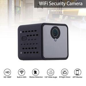 Image 5 - Wifi IP מיני מצלמה אלחוטי אינפרא אדום גוף מצלמה זיהוי תנועת מיני DV קול וידאו מקליט 1080P HD מצלמה f