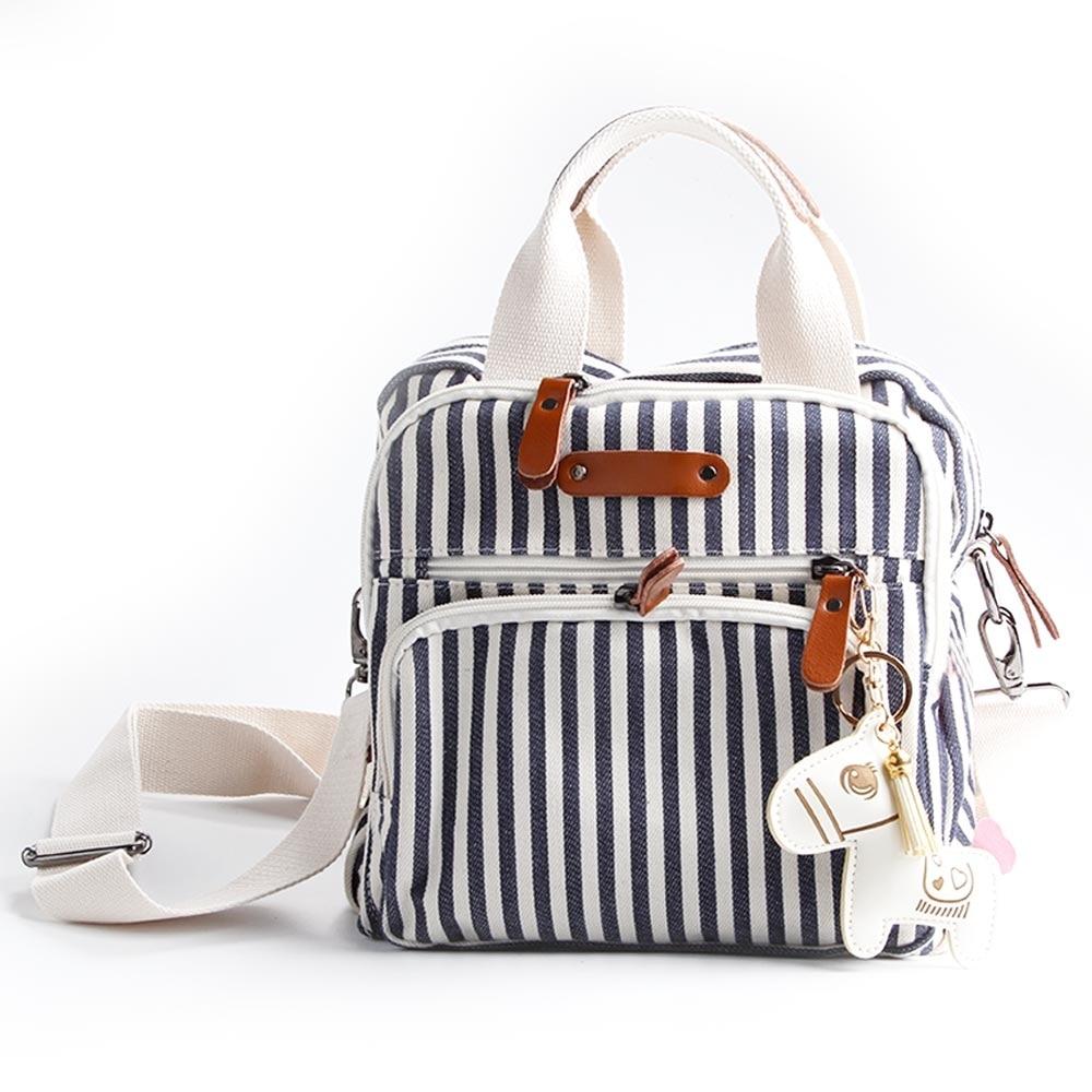 Multifunction Diaper Bag Backpack Mother Care Hobos Bags Baby Stroller Bags Nappy Backpack With Horse Mum Stroller Shoulder Bag