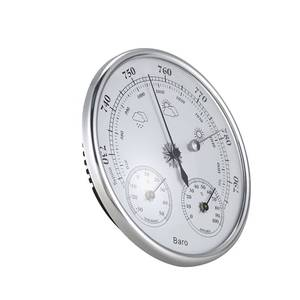 Image 3 - Wall Mounted Household Thermometer Hygrometer High Accuracy Pressure Gauge Air Weather Instrument Barometer