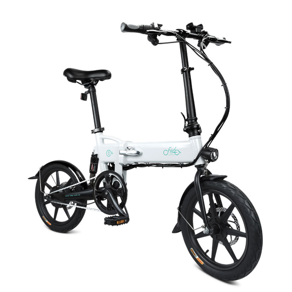 Folding Electric Bicycle  Power Assist Electric Bike For Adults Moped E-Bike 250W Brushless Motor 16 Inch 36V 7.8AHFolding Electric Bicycle  Power Assist Electric Bike For Adults Moped E-Bike 250W Brushless Motor 16 Inch 36V 7.8AH