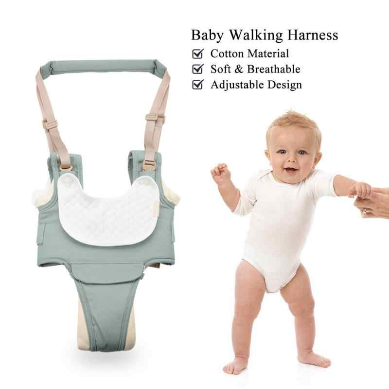 7485c12fc51b2 Baby Toddler Walking Harness Backpack Baby Walking Assistant Breathable  Adjustable High Quality Safety Harness Walking Baby