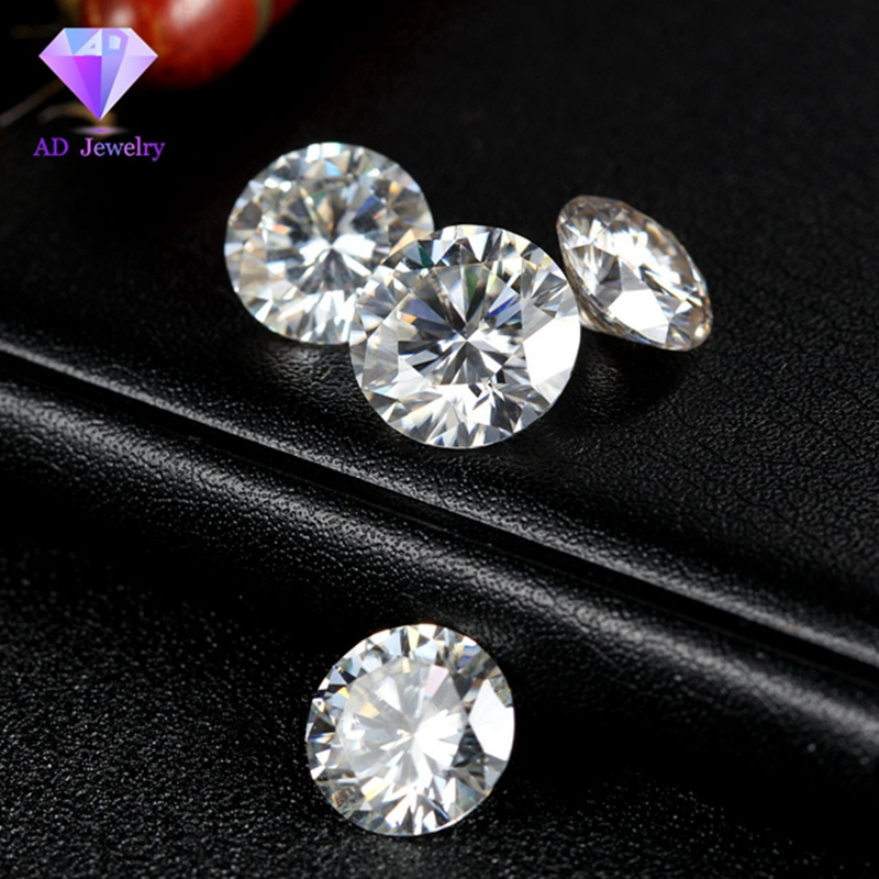 1 Carat /Bag GH color 1.10MM Moissanite Stone Loose Moissanite Diamond price 1 Carat /Bag GH color 1.10MM Moissanite Stone Loose Moissanite Diamond price
