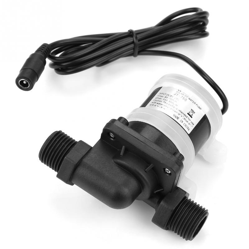 Pumpen WohltäTig Mini Dc Bürstenlosen Wasser Pumpe Dc Pumpe Für Kleine Fischteich 12 V/24 V-40c-100c Attraktiv Und Langlebig