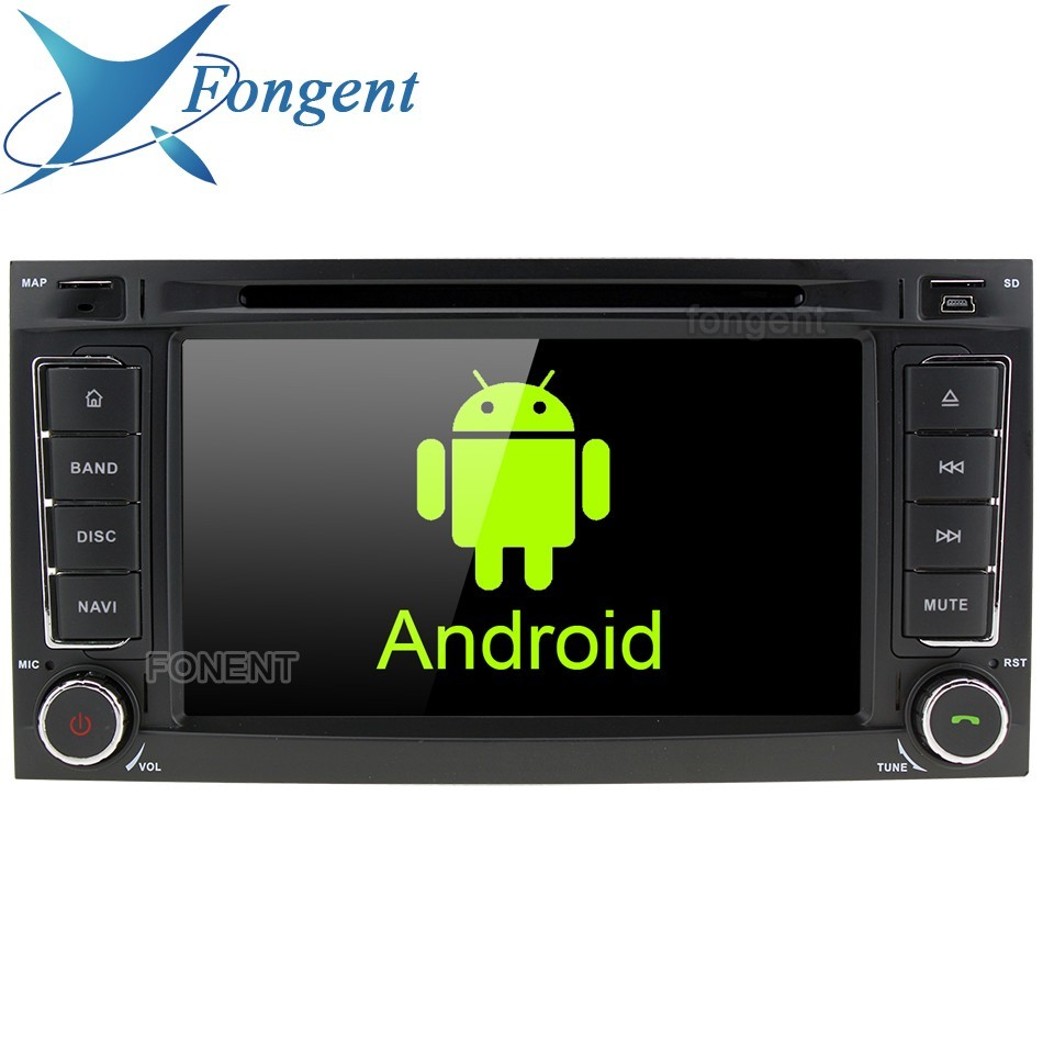 IPS Android Unit Multimedia Stereo Audio DVD Player for VW Volkswagen Touareg T5 Multivan Transporter Car GPS Navigation Radio