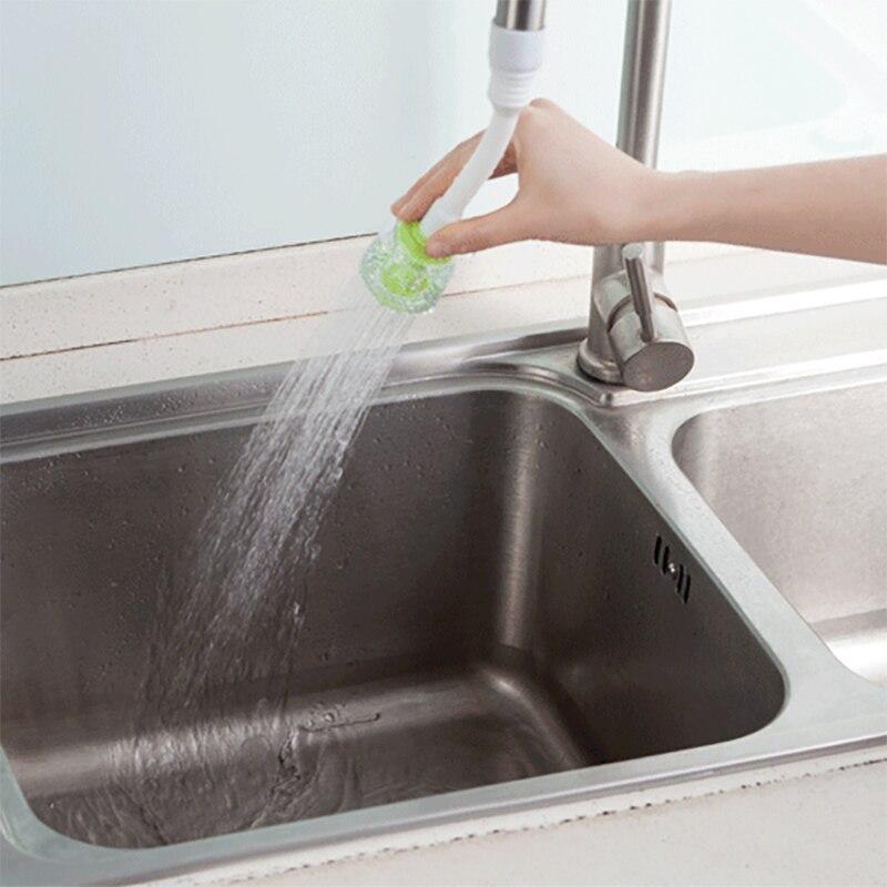 Haushalts Wasserhahn Extender Küche Wasser Saver Baby Kinder Hand Waschen Waschbecken Dusche Filter Kinder Sprayer