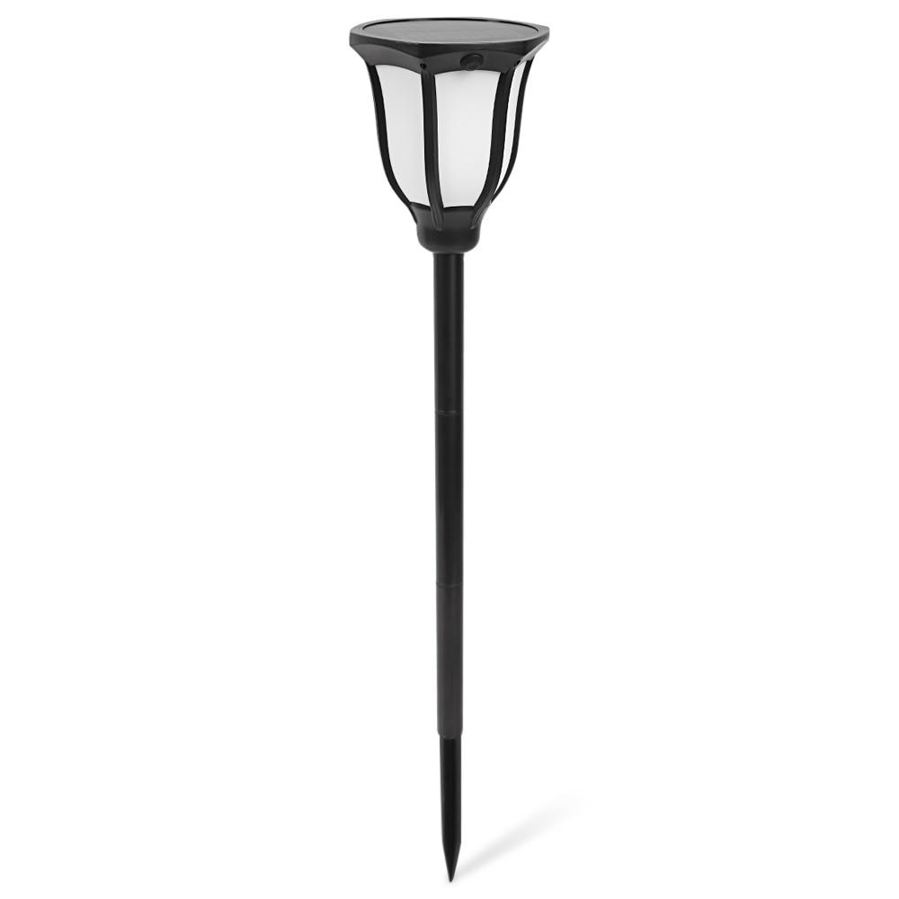 led exterior solar spotlight wall lamp landscape lighting ip65 rh aliexpress com