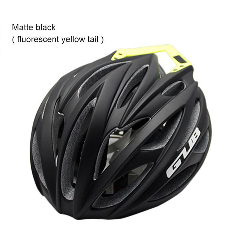 2019 新炭素繊維ヘルメット乗馬機器 26 換気穴高密度泡統合ヘルメット  グループ上の スポーツ & エンターテイメント からの 自転車用ヘルメット の中 1