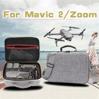 Tragbare Tasche Handtasche Fall für DJI MAVIC 2 PRO/MAVIC 2 ZOOM Drone & Zwei Batterie Einzel-schulter für DJI MAVIC 2 Drone Zubehör