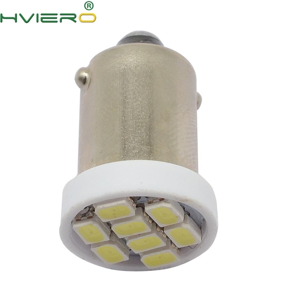5 Stück 6-12 Volt 1W BA9s Birne Lampe Lamp Bulb Bajonett Skalenlampen NEU!