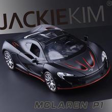 Mobil Logam McLaren 1:32