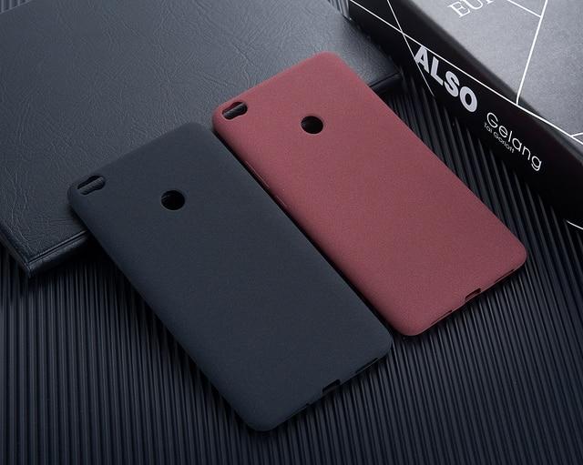 Para Nota Redmi Xiaomi 8 A2 5 6 Pro Max 2 3 Matte Soft Case Doce Nobre Tampa Traseira Para xiomi Mi6 5S Plus Redmi 6A 4X 5C 3 S Casos