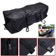 Универсальная автомобильная антенна Топ мешок крыше стойка для сумок дополнительный багажник Чемодан хранения путешествия Водонепроницаемый Touring SUV Van для автомобилей укладки