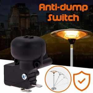 Heater Electrical-Switch Anti-Dump-Patio-Switch Outdoor 50HZ Garden 250V Universal AC