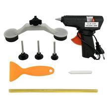 Auto Repair Tool Kit DIY Dent Ding Repair Kit Remover Puller Hand Tool Set Car Pulling Bridge Paintless Dent Repair Remover Tool все цены