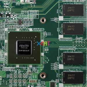 Image 4 - وحدة معالجة مركزية A000243200 DA0BD5MB8D0 واط GT740M متوافق مع توشيبا ستالايت S75 L75 حاسوب محمول حاسوب محمول لوحة رئيسية