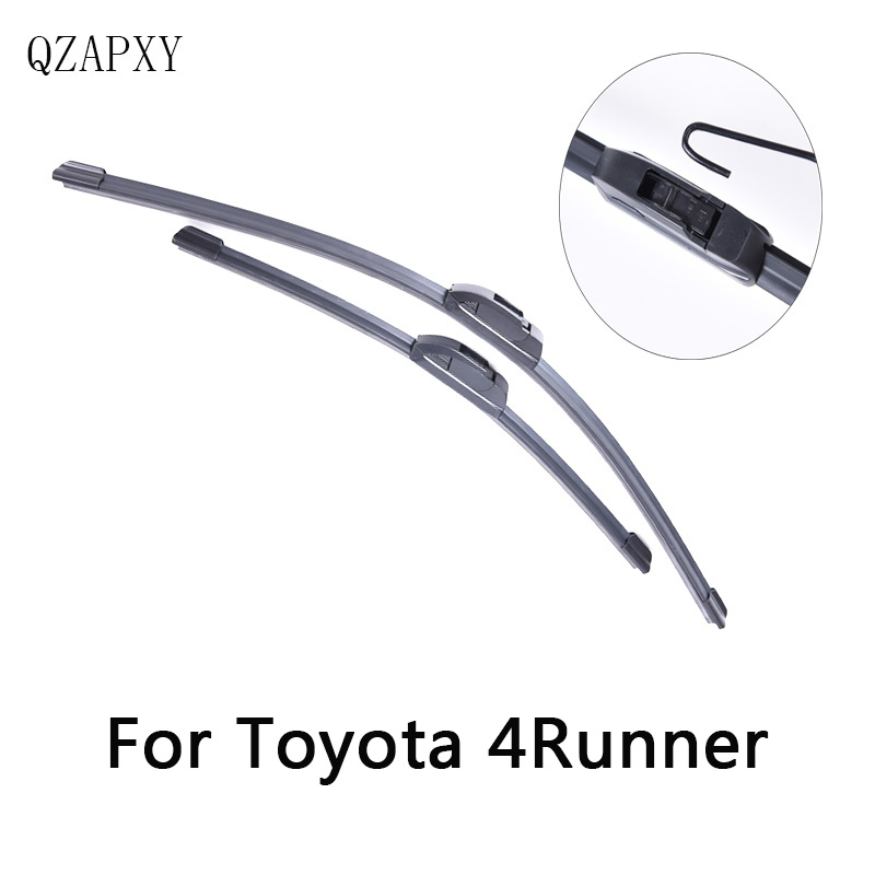 QZAPXY Wipers For <font><b>Toyota</b></font> <font><b>4Runner</b></font> from 1995 1996 1997 1998 1999 2000 2001 <font><b>2002</b></font> to 2016 Windscreen wiper Wholesale Car Accessories image