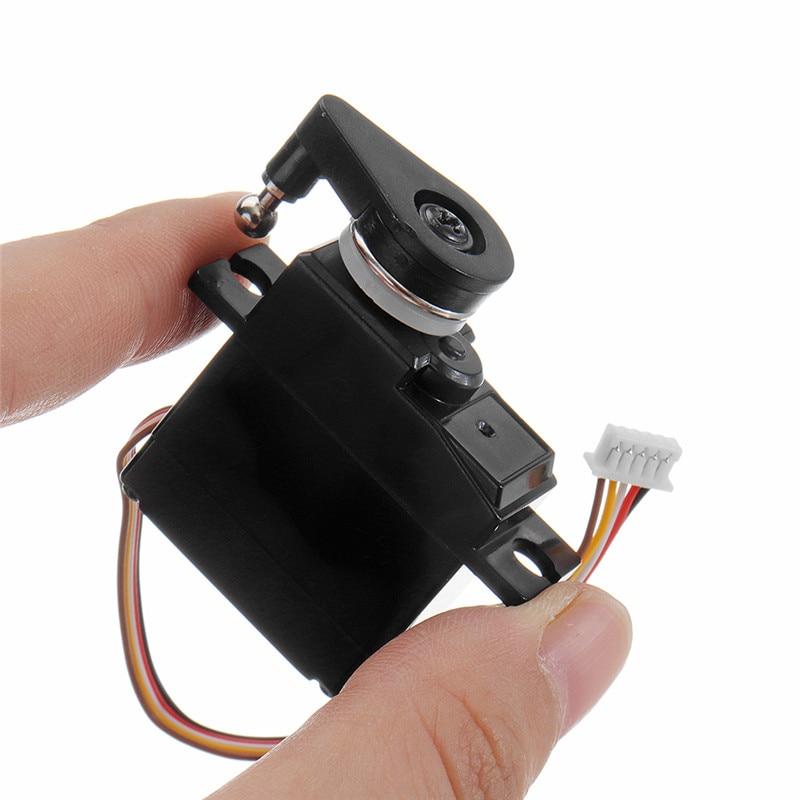 1 5kg 5 Wires Steering Servo Plastic Gear For Hs 18301