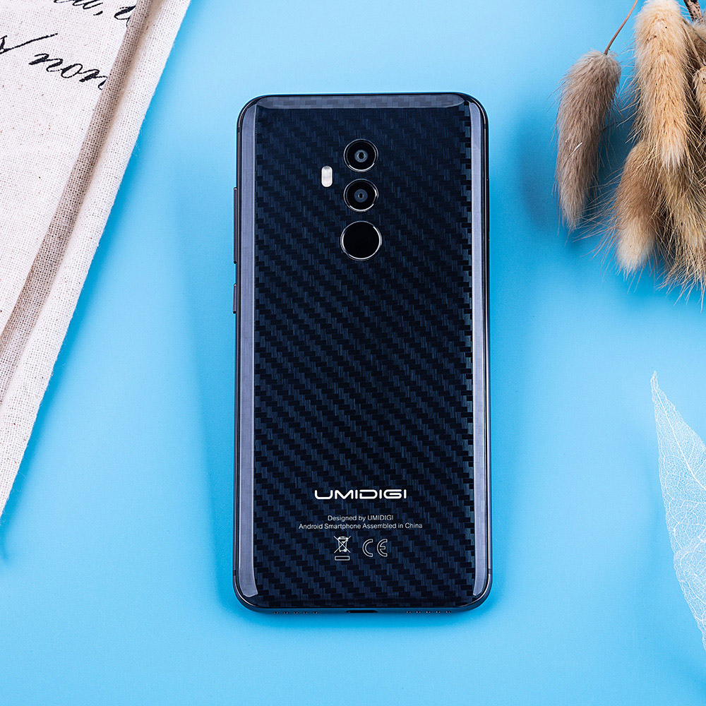 UMIDIGI Z2 PRO смартфон с 6,2 дюймовым дисплеем, восьмиядерным процессором Helio P60, ОЗУ 6 ГБ, ПЗУ 128 ГБ, 16 МП, 8 МП - 6