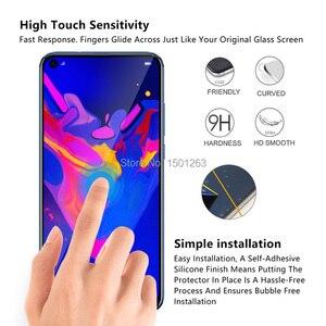 Image 3 - 9H полное покрытие из закаленного стекла для huawei Honor 8A 8C 8X 7A Pro 7C 10 10i Play View 20 P Smart Y7 Y6 2019 Защитное стекло для экрана