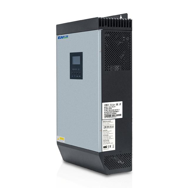 5KVA Hybrid MPPT Inverter Built-In Controller