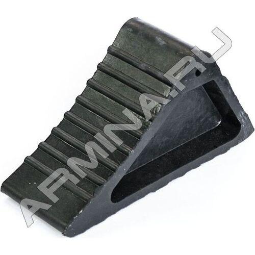 Фото - Противооткатный shoe ГЛАВДОР 11849 rubber, 2т упор противооткатный 165х80х80мм пластик