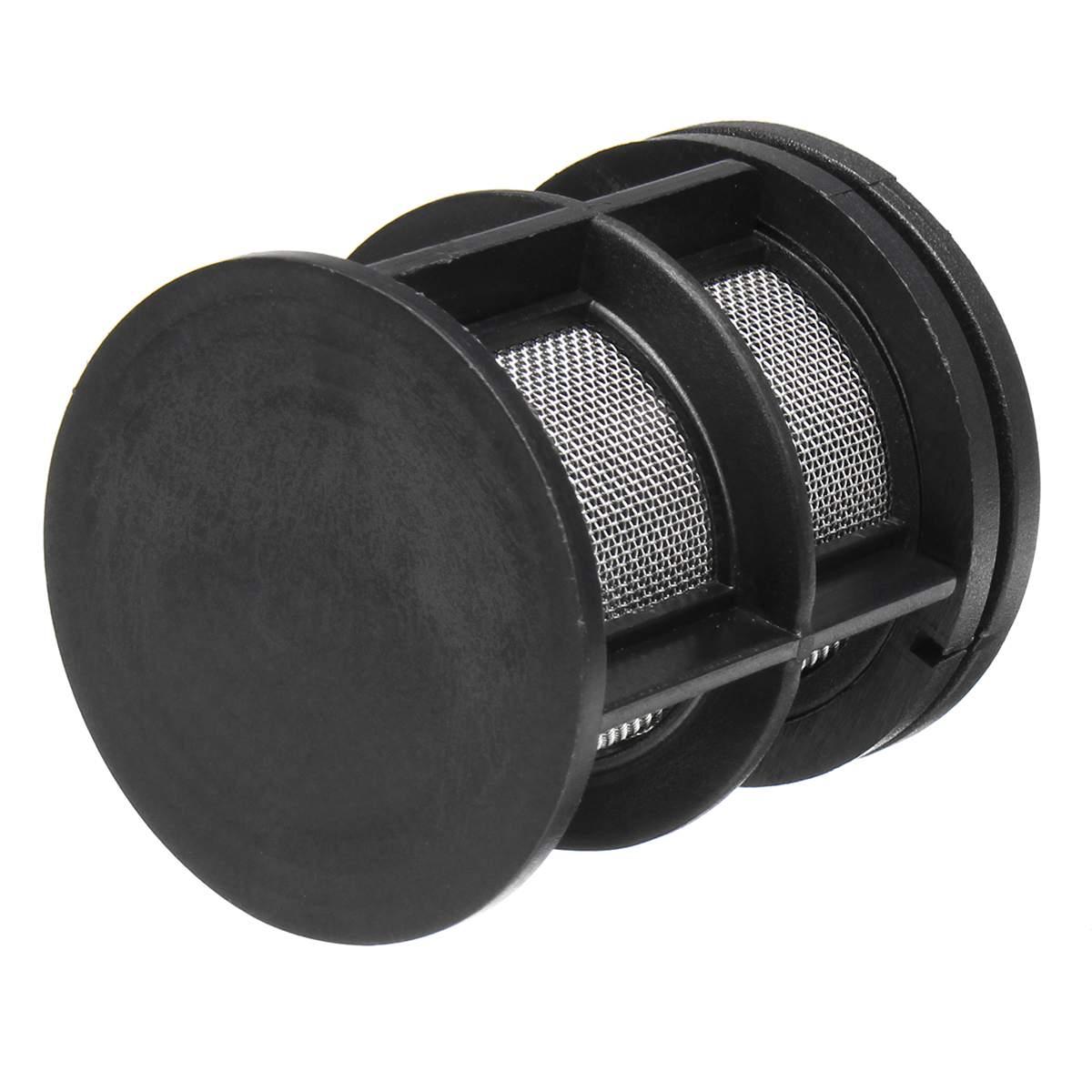 25mm Air Filter Silencer Black Plastic For Webasto Eberspacher Auto Heater