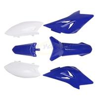 Motorcycle Plastics Kit Side Cover Fairings For Yamaha TTR50