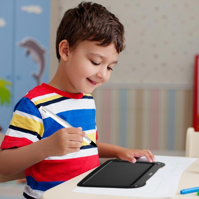 LCD écriture numérique dessin tablette écriture tampons dessin graphique conseil - 2