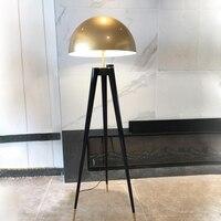 현대 골드 led 플로어 램프 럭셔리 블랙 메탈 플로어 라이트 조명 거실 침실 아트 홈 스토어 바 장식 주방 설비
