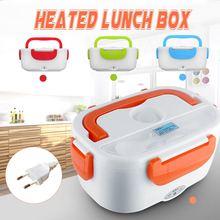 220 В портативный Электрический нагревательный Ланч-бокс для хранения еды Bento box для дома, офиса, школы, контейнер для риса, подогреватель пищи