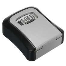 NEW Safurance Hide Key Box Home Safe Security Storage Kit Combination Lock Lockout Holder