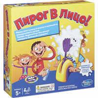 Hasbro Gaming Party Spiele 4653321 Pie in das gesicht für unternehmen bord pädagogisches spiel kinder junge mädchen freunde spielzeug spielzeug spielen