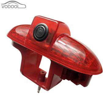 Brake Light Rear View Camera Waterproof Night Vision Parking Reverse Car Camera for Renault 2001-2014 Trafic Vauxhall