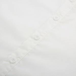 Image 5 - Blusa retro homens gótico steampunk festa de casamento clubwear medieval manga longa gola jabot decorado camisa topos chemise