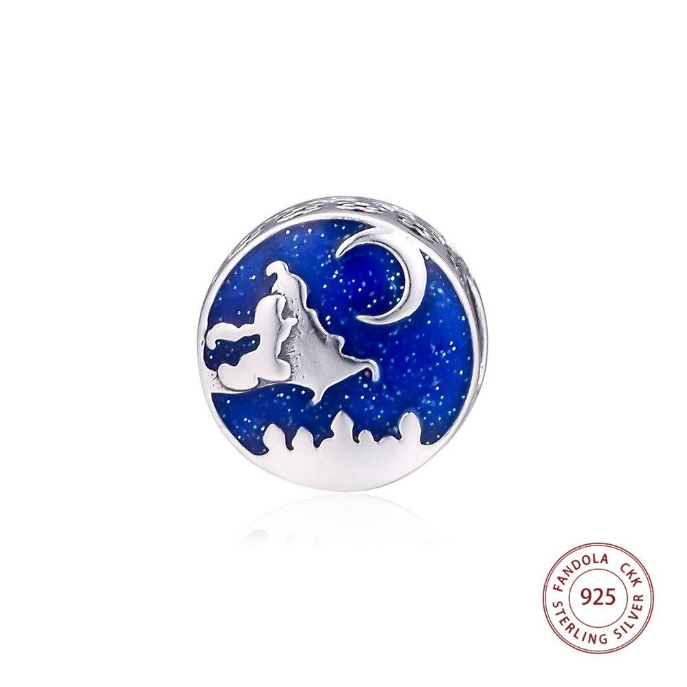 2019 Nieuwe 925 Sterling Silver Magic Tapijt Rit Charm Kralen Past Pandora Armband Argent Charm Zilver 925 Sieraden Perles Om Te Genieten Van Een Hoge Reputatie Op De Internationale Markt