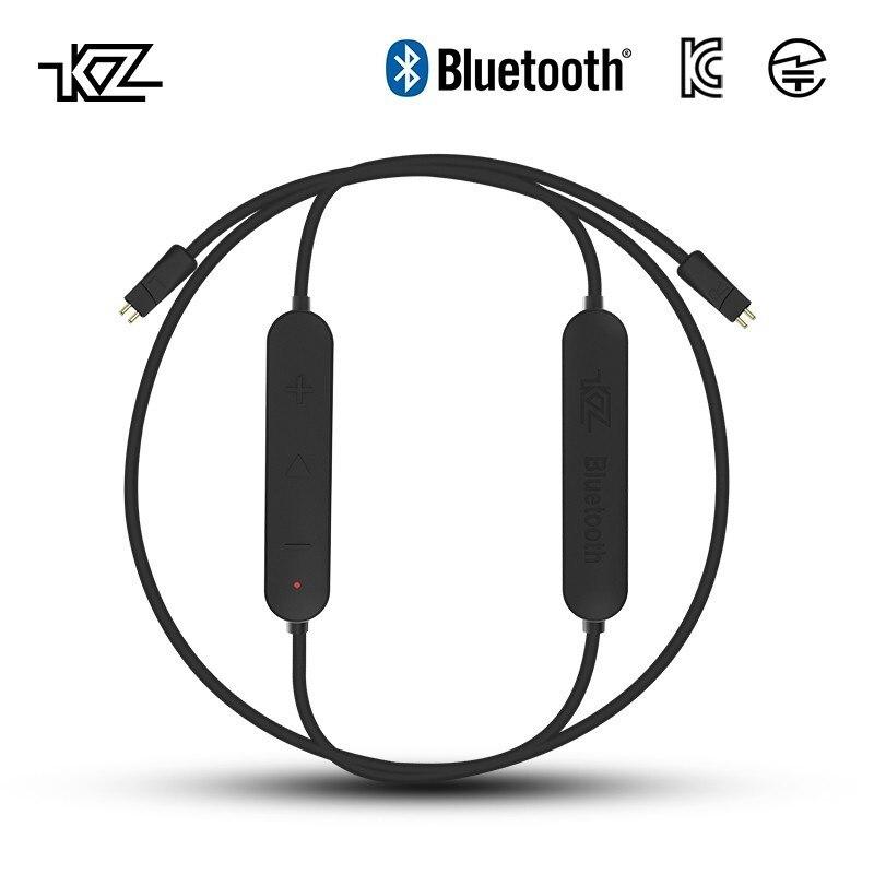 KZ IPX5 Sans Fil Bluetooth Écouteurs Câble 4.2 CSR8645 Module KZ ZS3/ZS5/ZS6/ZSA/ZST/ ZS10/ZSR/MMCX Connecteur pour xiaomi
