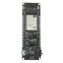 Ttgo T Energy Esp32 8 Мбит/с Psram Esp32 Wrover B Wifi Bluetooth модуль 18650 батарея макетная плата индикатор питания лампа красный