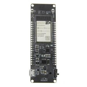 Image 1 - Ttgo T Energy Esp32 8 Мбит/с Psram Esp32 Wrover B Wifi Bluetooth модуль 18650 батарея макетная плата индикатор питания лампа красный