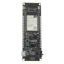 Ttgo t energy esp32 8mbyte psram Esp32 Wrover B wifi módulo bluetooth 18650 placa de desenvolvimento da bateria indicador de energia lâmpada vermelha