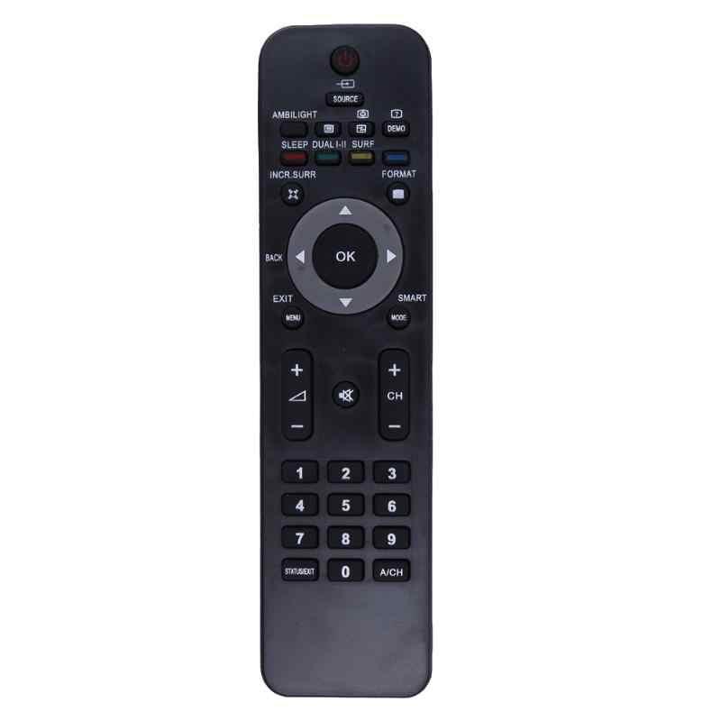 Универсальный ТВ пульт дистанционного управления для PHILIPS RM-670C Совместимость большинство светодиодный для большинства моделей