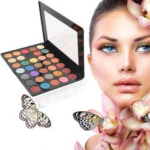 35 Color Matte Shimmer Nude Makeup Eyeshadow Palette Cosmetics Eye Shadow Powder