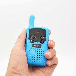 Image 3 - 2PCS GoodTalkie UT108 Kids Walkie Talkie Toy Two Way Radio Handheld Kids Toy walkie talkie