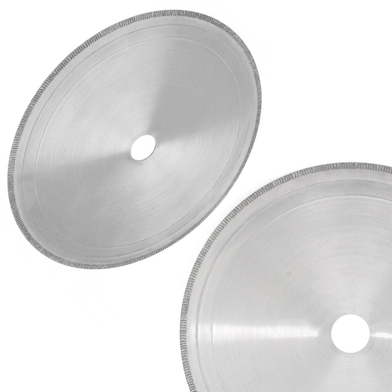 New 250mm 1.0mm 25mm Diamond Tool Lapidary Rock Saw Blade Cutting Wheel