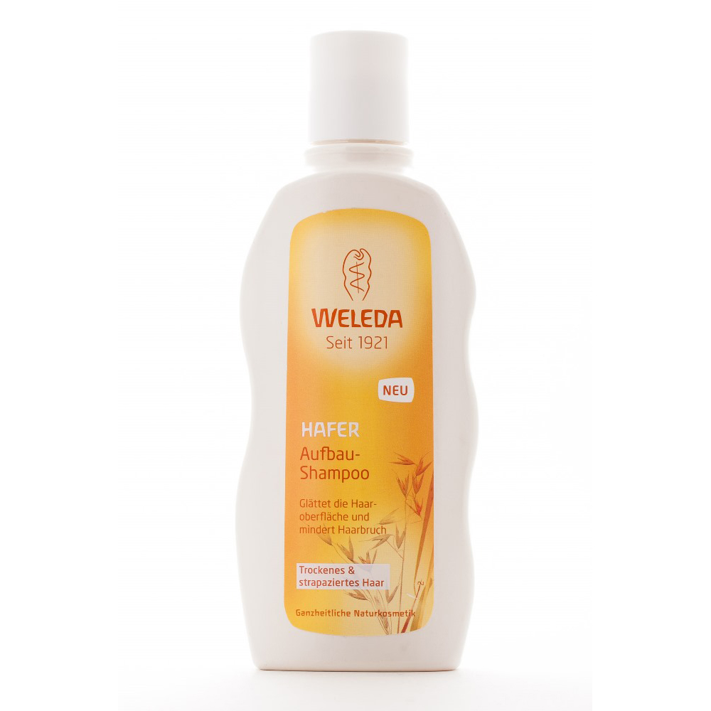 Hair Relaxers WELEDA 9562 shampoo mask conditioner
