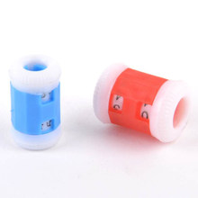 Manual Knitting Counter Length 2.2cm Diameter 1.5cm Plastic Knitting Lines Number Calculator Tool(China)
